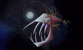 Anglerfish Animation