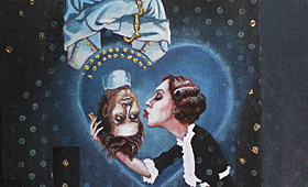 Harry and Bess Houdini