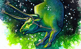 Taurus the Bull- Constellation Series