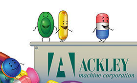 Animation for Ackley Machine Corporation