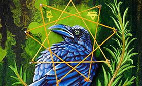 Memory- Virgo, Crow & Rosemary