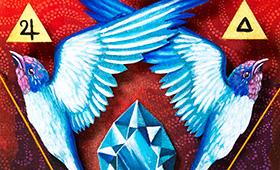 Journey- Sagittarius, Swallows & Comfrey
