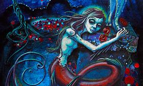 The Little Mermaid- The Garden