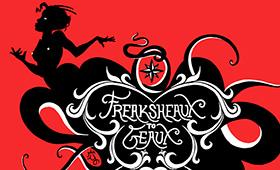 Freaksheaux to Geaux- T-shirt design