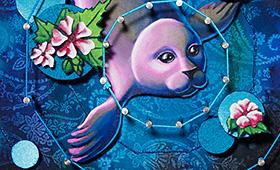 Trust- Pisces, Seal & Marshmallow